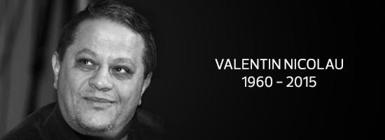 Valentin Nicolau, directorul editurii Nemira, a încetat din viaţă