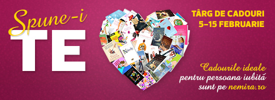 De Valentine's Day, urzeala îndrăgostiţilor începe pe nemira.ro!