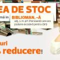 Momentul aşteptat de cititori: LICHIDARE DE STOC pe nemira.ro!