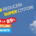 Este momentul pentru lectură: peste 800 de titluri au până la 89% reducere pe nemira.ro!