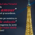 Parisul şi seducţia merg mână în mână: descoperă ce surpriză ţi-am pregătit!
