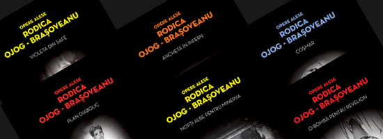 Credeai că ştii totul despre Rodica Ojog Braşoveanu? 6 titluri INEDITE te vor aştepta la chioşcurile de presă în săptămânile ce urmează!