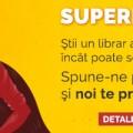 Supercampania Nemira te invită să descoperi un superlibrar!