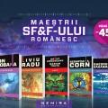 Universul SF&F în literatura română: romane la promoții
