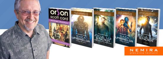 Orson Scott Card: 50% reducere cu ocazia aniversării şi câteva sfaturi despre scris