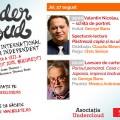 Evenimente marca Yorick la Undercloud 2015: seară dedicată lui Valentin Nicolau şi George Banu