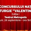 Luni, 28 septembrie, Concursul de dramaturgie Valentin Nicolau îşi alege câştigătorul