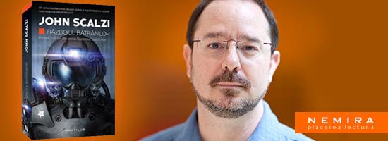 Interviu John Scalzi: autorul Războiului bătrânilor despre publishing, science-fiction şi Young Adult