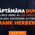 La mulţi ani, Frank Herbert! 10 lucruri mai puţin cunoscute din biografia marelui autor
