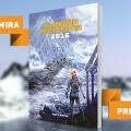 Almanahul Anticipaţia revine! Autori celebri şi texte premiate internaţional te aşteaptă în ediţia 2016!