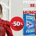 Numai o săptămână până la premiera toamnei! Participă la concursul Hunger Games şi câştigă premiile puse în joc!