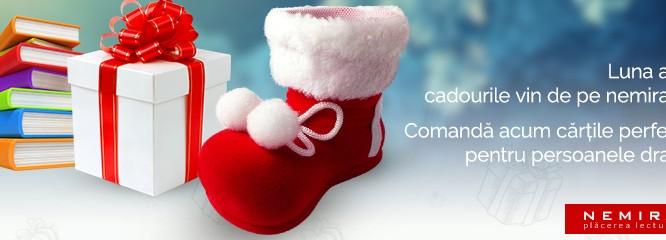 Goana dupa cadouri începe acum pe nemira.ro! Pregăteşte-te pentru sărbătoarea de Moş Nicolae!