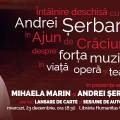 """Ajun de Crăciun cu Andrei Şerban: 10 lucruri cu care rămâi după lectura albumului """"Regia de operă, gânduri şi imagini"""""""