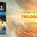 AVANPREMIERĂ: Golul evolutiv, încheierea faimoasei Trilogii a Golului, de Peter F. Hamilton, în curând la Nemira!
