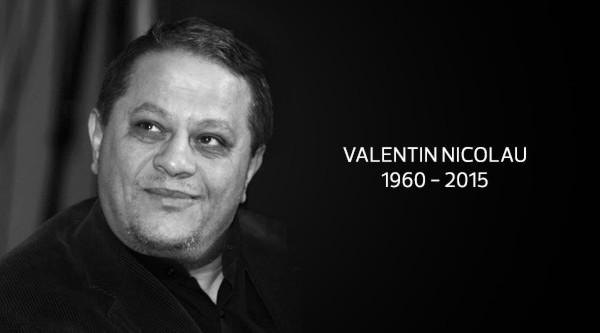 13 ianuarie 2016: un an fără Valentin Nicolau