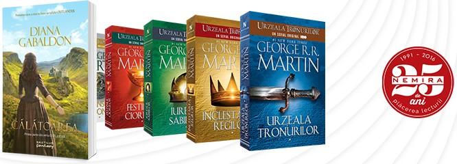 Urzeala călătoarei în timp: premierele Outlander şi Game of Thrones se apropie, iar tu nu trebuie să le ratezi!