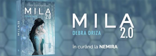Avanpremieră: citeşte un fragment din Mila 2.0, romanul Young Adult care va cuceri publicul tânăr din România