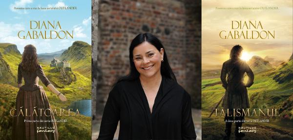 Interviu Diana Gabaldon: Imaginând călătoria în timp prin pietre neolitice