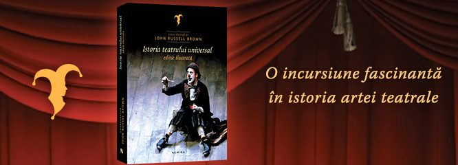 Fragment Istoria teatrului universal: Teatrul grec