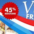 De ziua Franţei, sărbătorim cu autorii francezi!