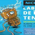 Nick și Tesla în laboratorul de înaltă tensiune – un roman cu electromagneți, alarme pentru hoți și alte dispozitive pe care le puteți construi și voi!