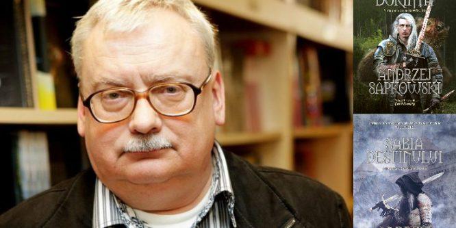 Andrzej Sapkowski – Premiul pentru întreaga operă la Convenția Mondială de Fantasy