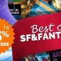 5 cărţi SF&F din top 100 Nemira cu doar 100 de lei