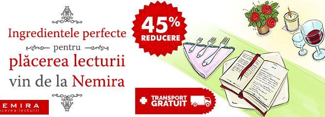 Comandă meniul Nemira cu transport gratuit!