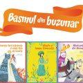 Editura Nemi lansează Basmul din buzunar – o comoară pentru copii și părinți deopotrivă!