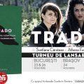 TRADO, de Svetlana Cârstean și Athena Farrokhzad, se lansează la Bucureşti, Brașov și Sibiu