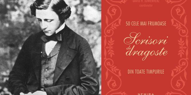 Scrisoarea de dragoste a lui Lewis Carroll