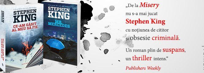 """[Fragment] """"Ce-am găsit al meu să fie"""", de Stephen King"""
