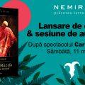 """Cartea """"Răzvan Mazilu. De la dans la musical"""" se lansează sâmbătă, 11 martie, la Timișoara"""