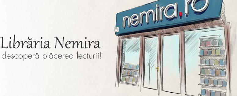Librăria Nemira se redeschide într-un spaţiu nou pe Bulevardul Magheru din Bucureşti