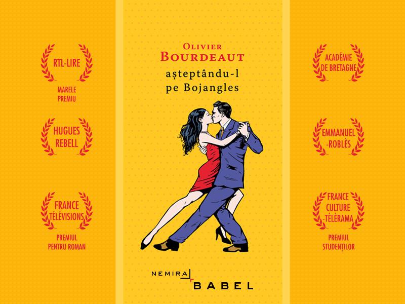 Картинки по запросу Așteptându-l pe Bojangles – Olivier Bourdeaut