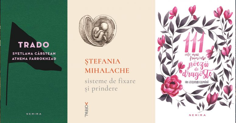 Volumele autorilor români de la Nemira în topurile cititorilor