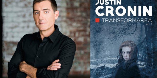 Interviu: Justin Cronin despre vampiri, sfârşitul lumii şi scris
