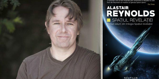 Interviu Alastair Reynolds: Despre ştiinţă, SF şi Spaţiul revelaţiei