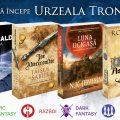 Ce citești până începe serialul Urzeala tronurilor?
