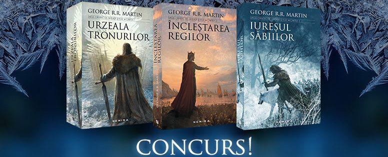 Concurs: Urzeala tronurilor şi noaptea cea lungă