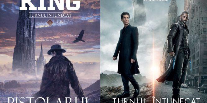 Turnul întunecat: de la carte la film
