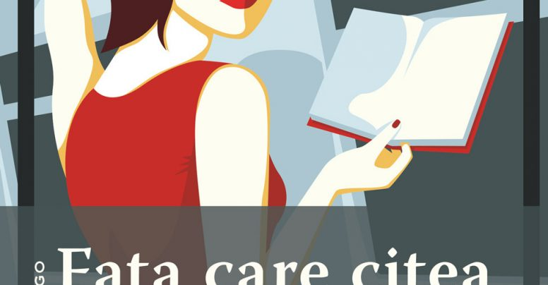 Fata care citea în metrou – O poveste frumoasă pentru cei entuziasmaţi de lectură
