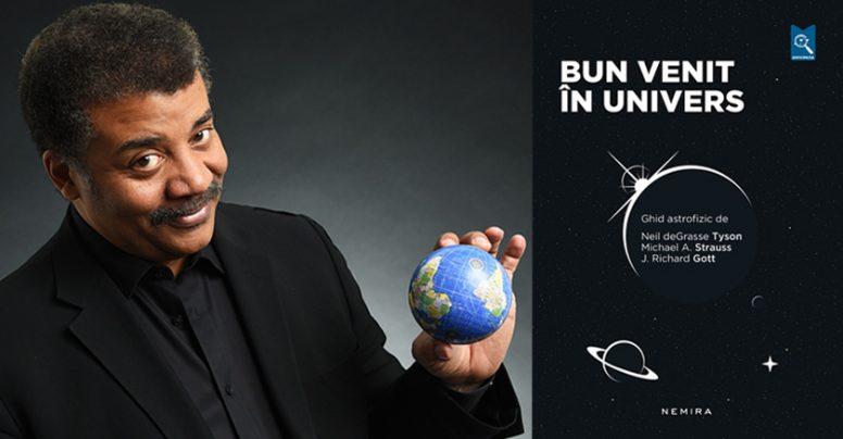"""Neil deGrasse Tyson: """"Tot ce știți despre Univers este mai puțin exotic decât este el cu adevărat."""""""
