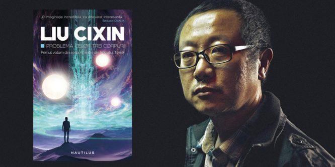 """Interviu cu Liu Cixin: """"De la o vârstă fragedă, am fost martor la multe acte de violență și de persecuție."""""""