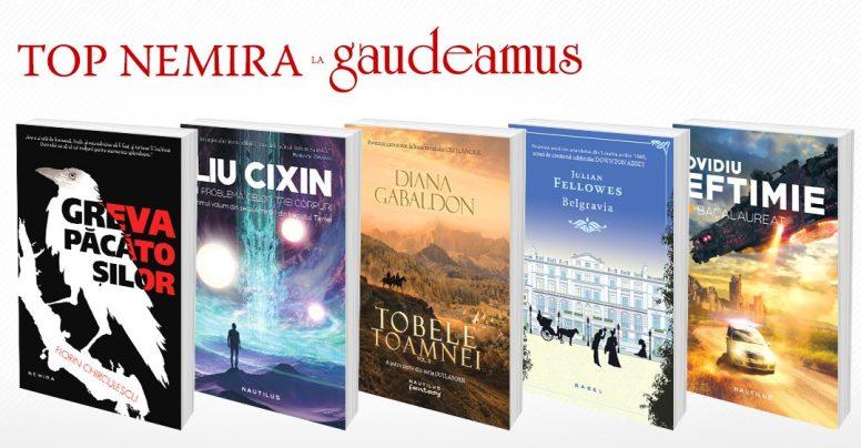 Gaudeamus 2017 – TOP 5 Nemira