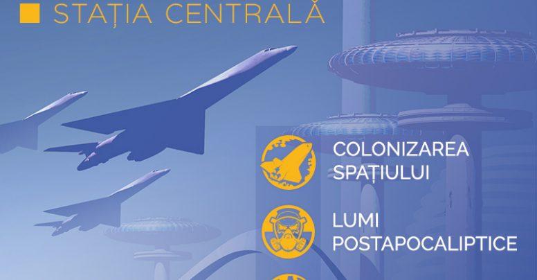 Stația Centrală, de Lavie Tidhar, apare în colecția Nautilus a editurii Nemira