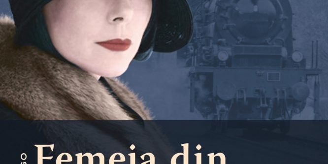 Femeia din Orient Express – un roman despre călătoria tinerei Agatha Christie spre Bagdad (fragment)