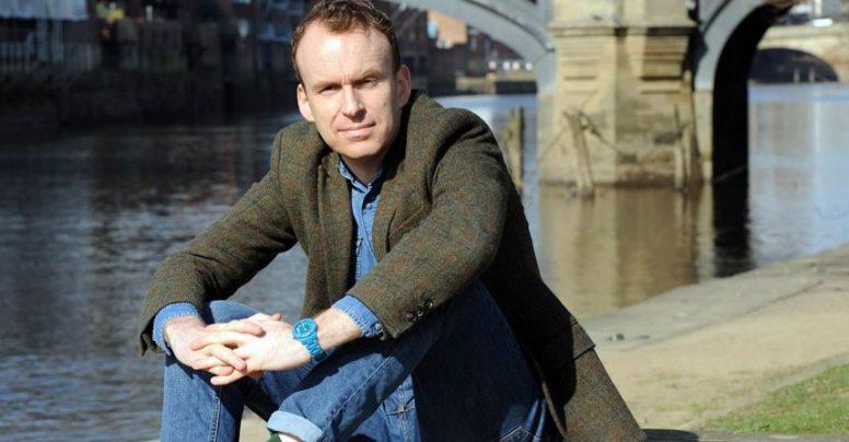 """Matt Haig: """"Cărțile ne pot salva. Într-un fel, pe mine m-au salvat deja."""""""