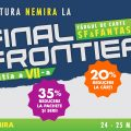 Noutățile și evenimentele Editurii Nemira la Final Frontier!