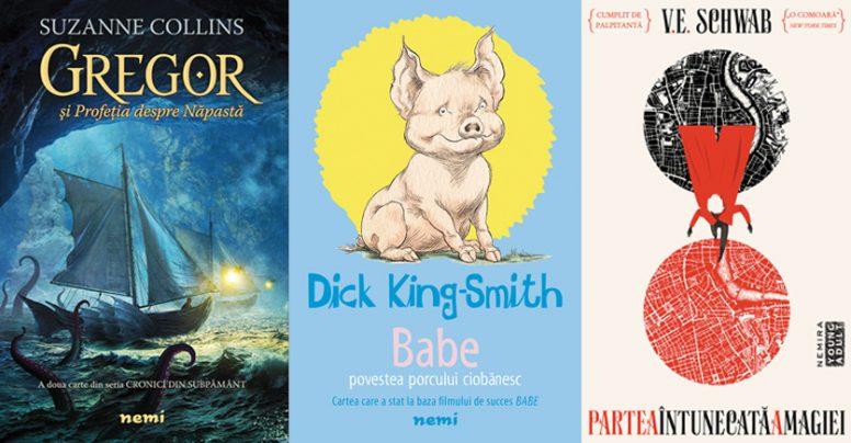 Ce citim de Ziua Internațională a Cărții pentru Copii și Tineret?